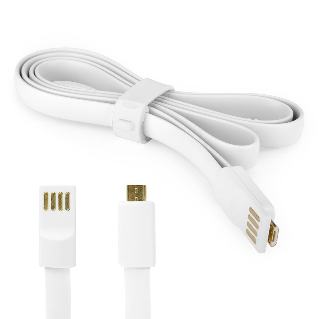 Colorific Magnetic Noodle Galaxy Note 2 Cable