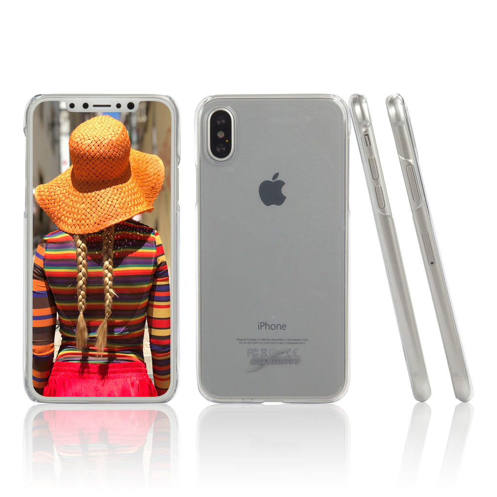 Crystal Shell - Apple iPhone XS Case