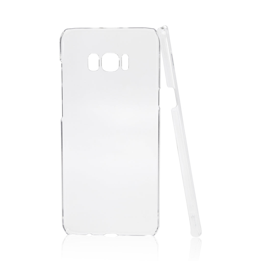 Crystal Shell - Samsung Galaxy S8 Plus Case