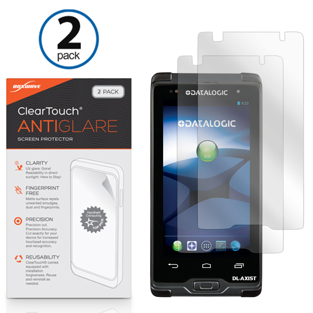 ClearTouch Anti-Glare (2-Pack) - Datalogic DL-Axist Screen Protector