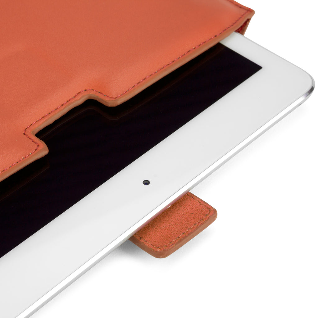 Designio Leather Pouch - Apple iPad Air Case
