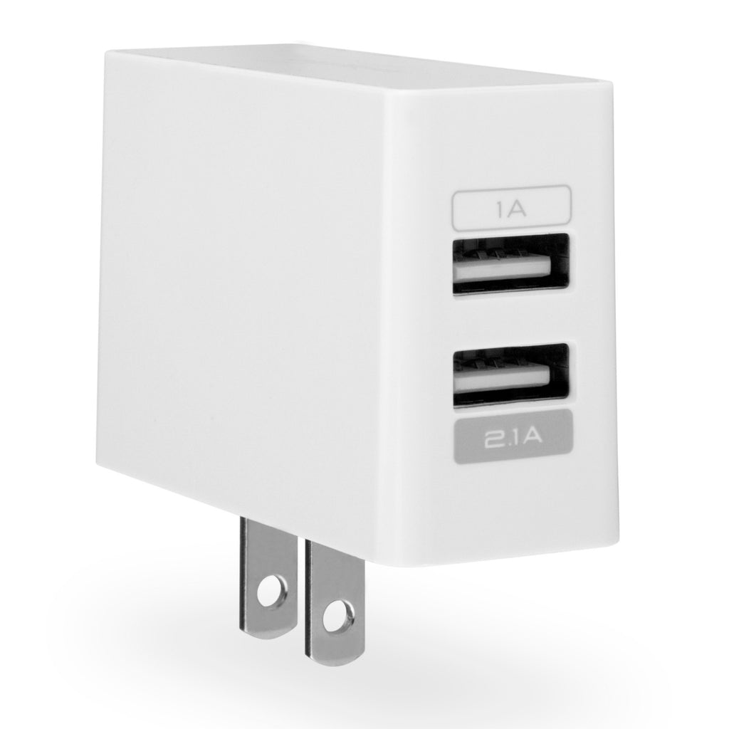Dual High Current Wall Charger - Apple iPad 3 Charger