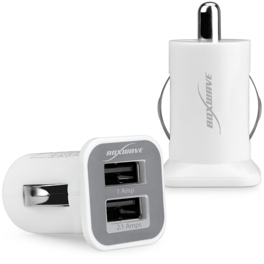 BlackBerry Curve 9350 Dual Micro High Current Car Charger