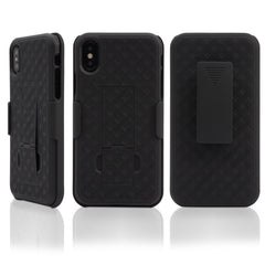 Dual+ Holster Case - Apple iPhone X Holster