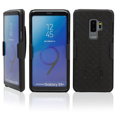 Dual+ Holster Case - Samsung Galaxy S9 Plus Holster