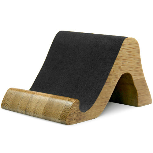 Bamboo Stand - Amazon Kindle Fire Stand and Mount