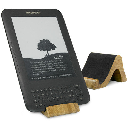 Bamboo Stand - Amazon Kindle Paperwhite Stand and Mount