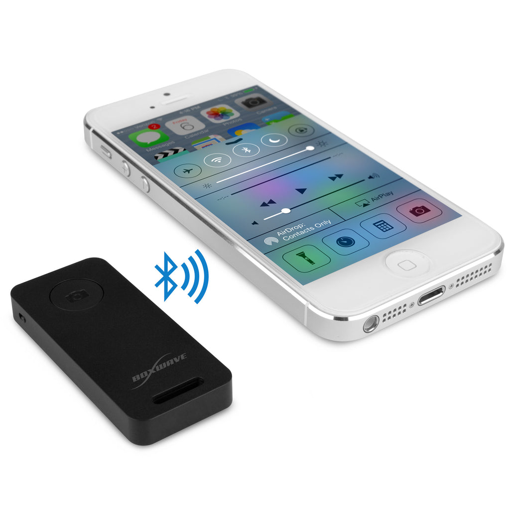 EasySnap Remote - Apple iPhone 4 Audio and Music