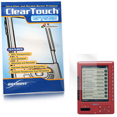 ClearTouch Crystal - ECTACO jetBook Screen Protector