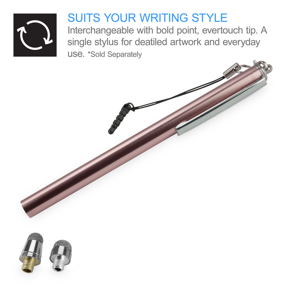 EverTouch Slimline Capacitive Stylus with Replaceable Tip - Dell Venue Pro 11 Stylus Pen