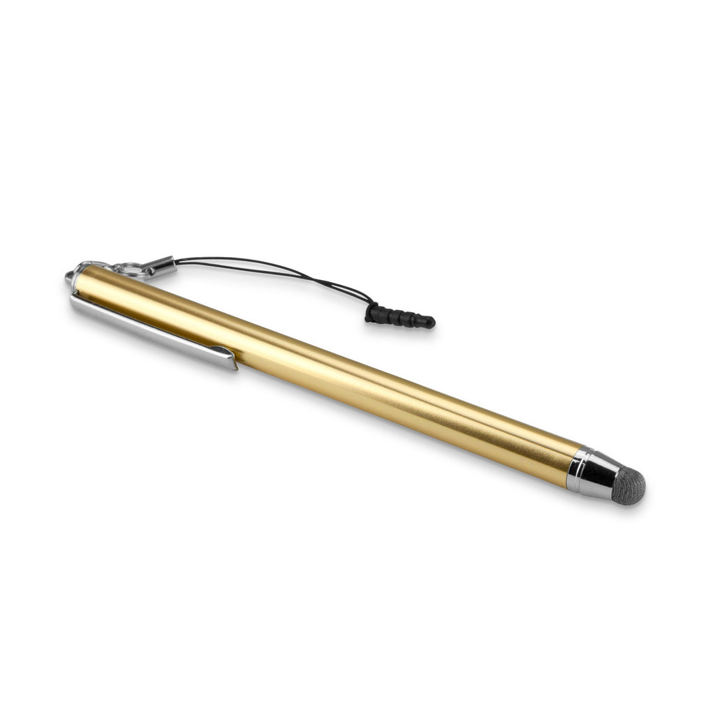 EverTouch Slimline Galaxy S2, Epic 4G Touch Capacitive Stylus with Replaceable Tip