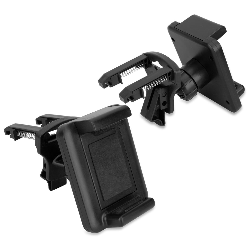 EZView Car Mount - HTC One (M8) dual sim Stand and Mount