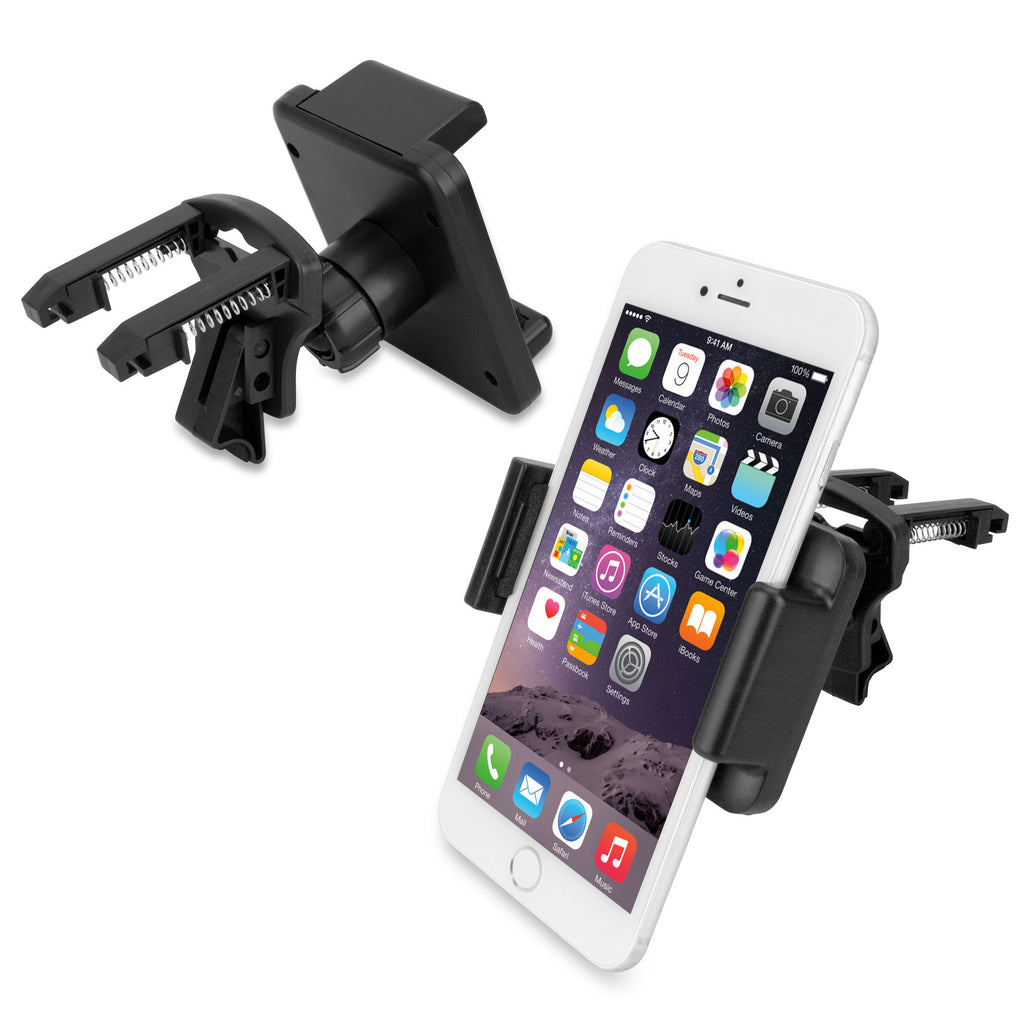 EZView Car Mount - AT&T Samsung Galaxy Note (Samsung SGH-i717) Stand and Mount