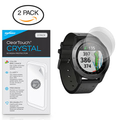 ClearTouch Crystal (2-Pack) - Garmin Approach S60 Screen Protector