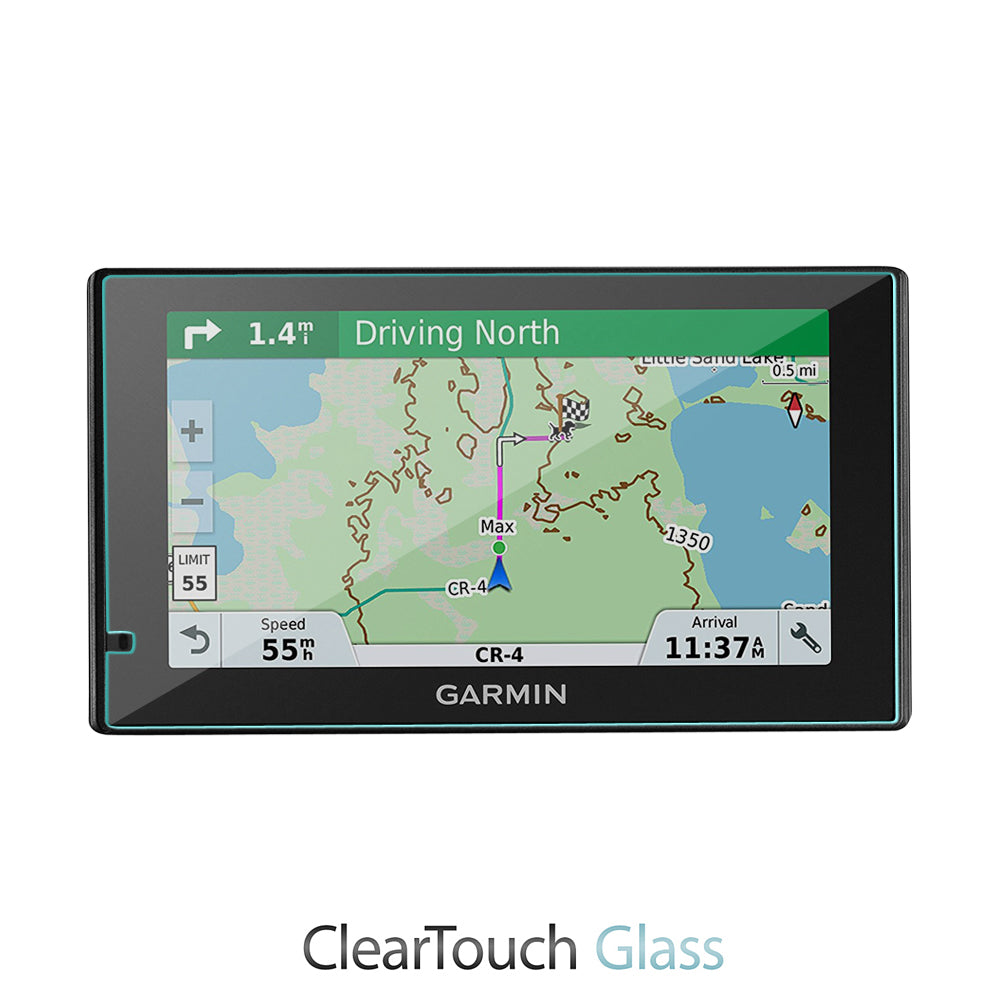ClearTouch Glass - Garmin DriveTrack 70LMT Screen Protector