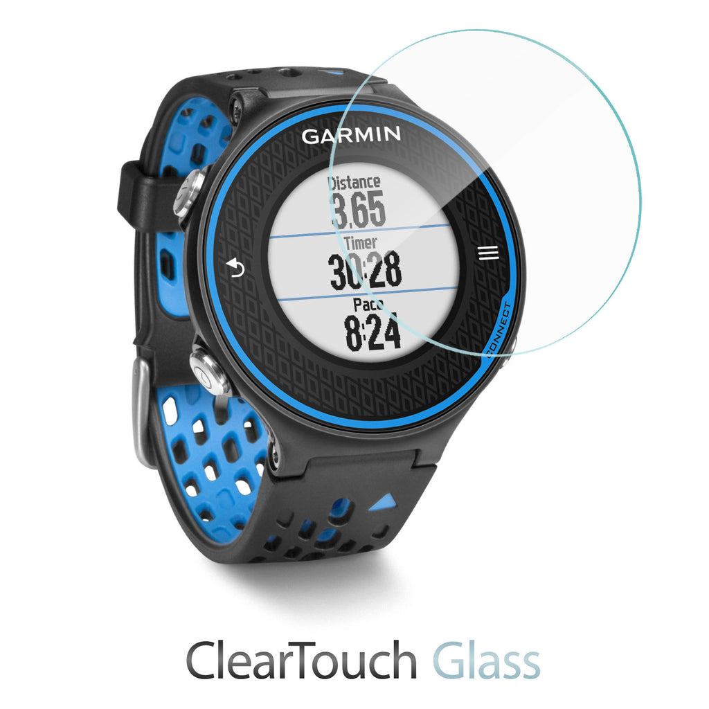 ClearTouch Glass - Garmin Forerunner 620 Screen Protector