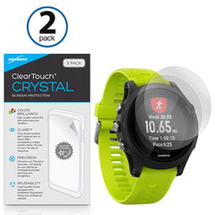 ClearTouch Crystal (2-Pack) - Garmin Forerunner 935 Screen Protector
