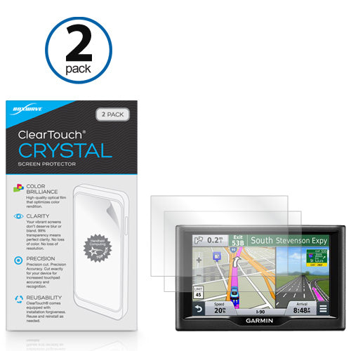 Garmin Nuvi 58 ClearTouch Crystal (2-Pack)