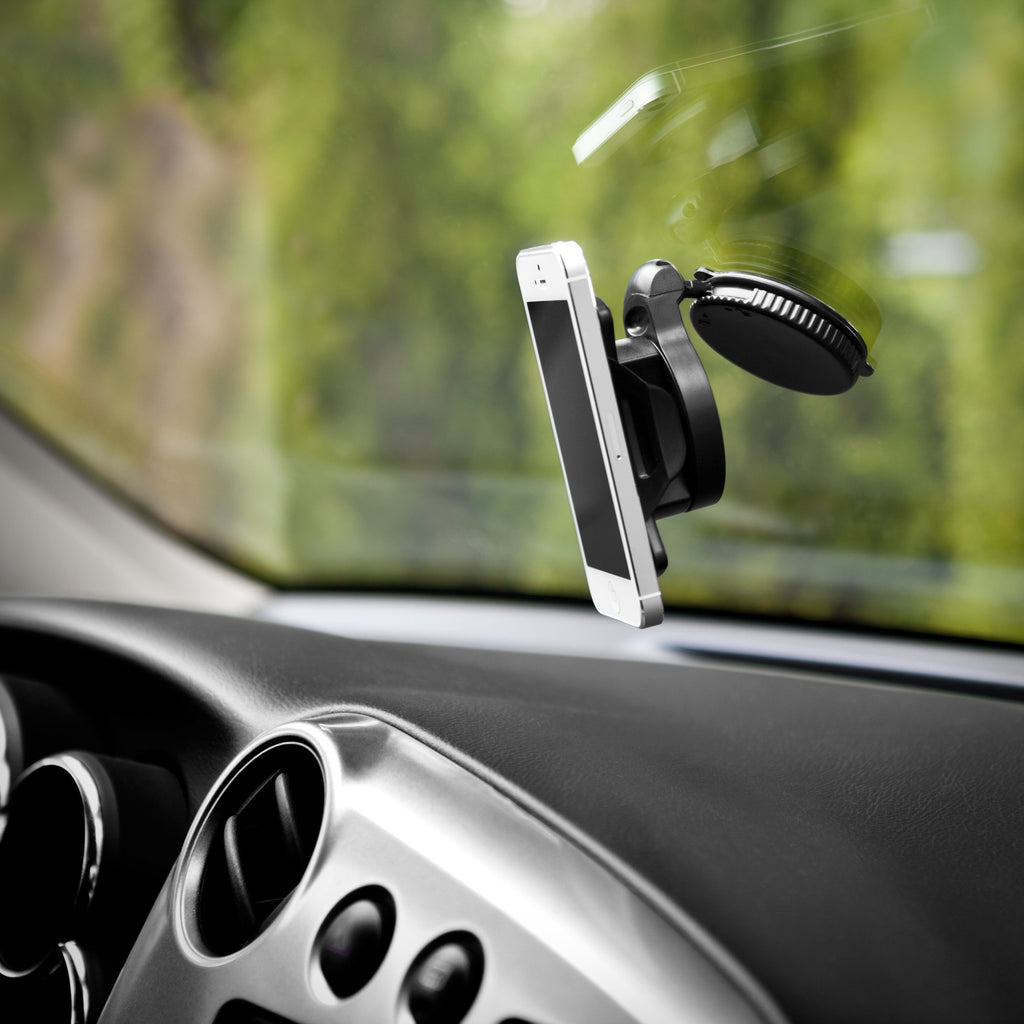 GeckoGrip Compact Mount - Apple iPhone 4 Stand and Mount