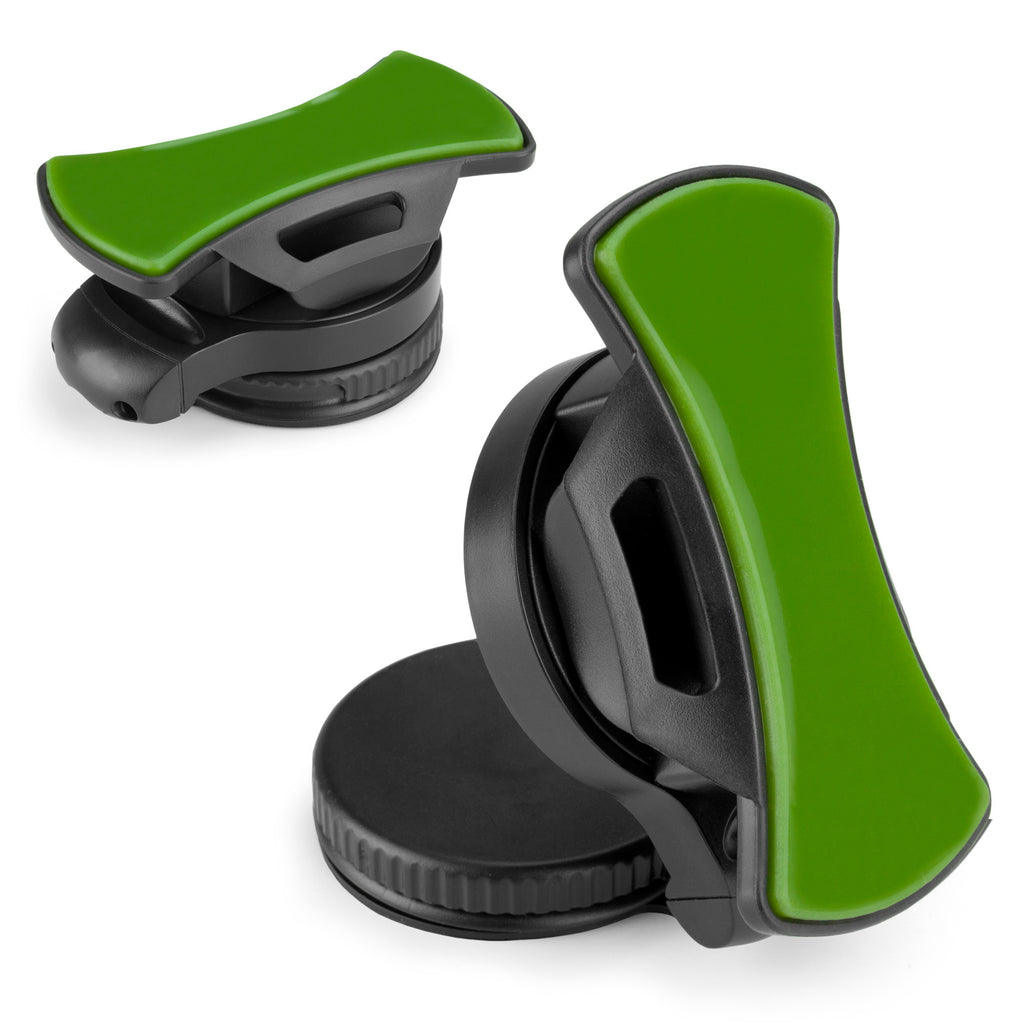 GeckoGrip Compact Mount - Samsung Galaxy S4 Stand and Mount