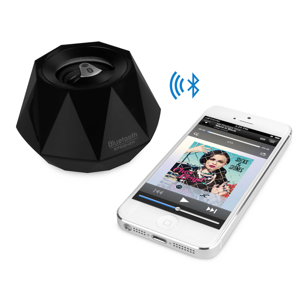 GemBeats iPhone 4 Bluetooth Speaker