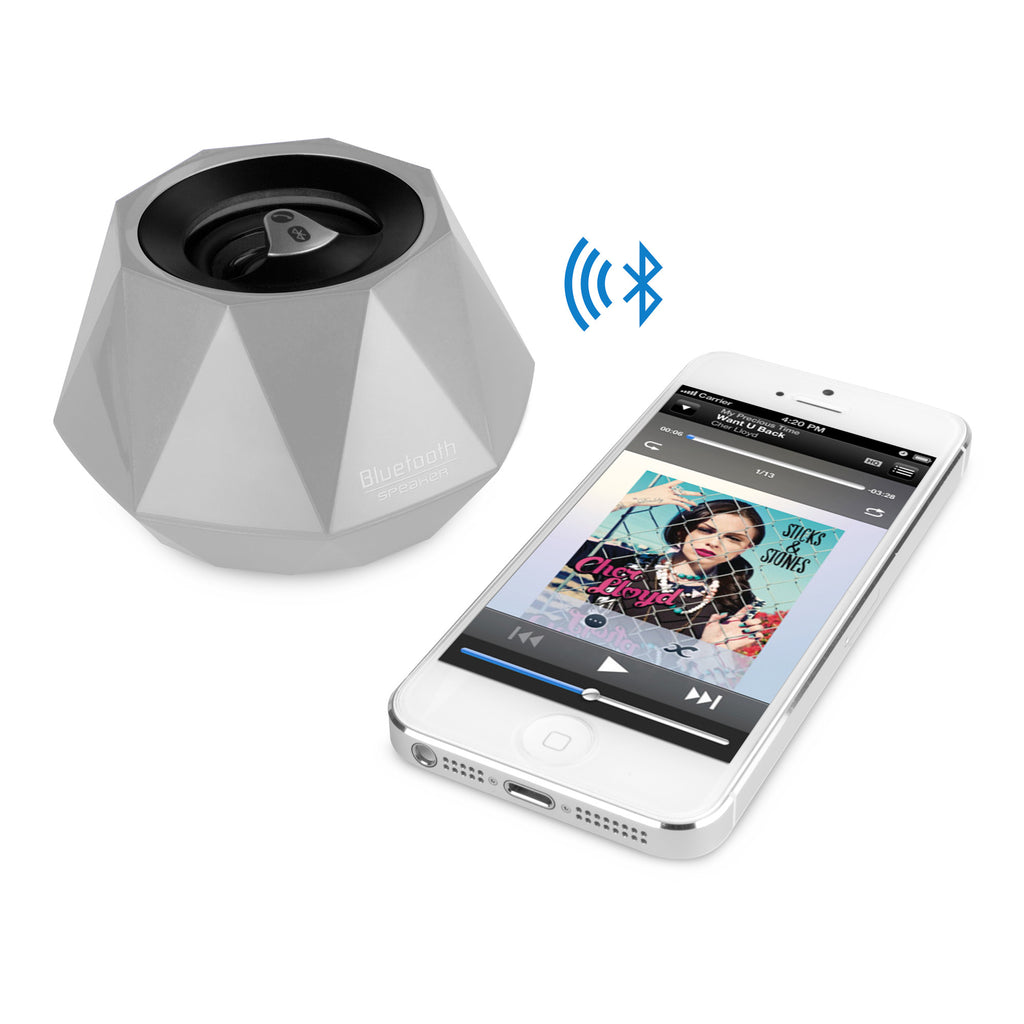 GemBeats iPhone 4S Bluetooth Speaker
