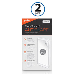 ClearTouch Anti-Glare (2-Pack) - Canon Powershot SX60HS Screen Protector