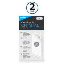 ClearTouch Crystal (2-Pack) - Canon Powershot SX60HS Screen Protector