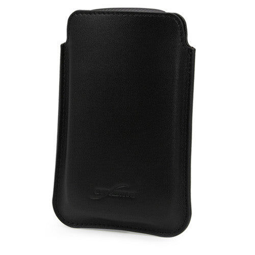 Genuine Leather Pouch - Motorola DROID RAZR Case