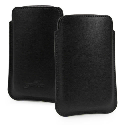 Genuine Leather Pouch - Apple iPhone 4S Case
