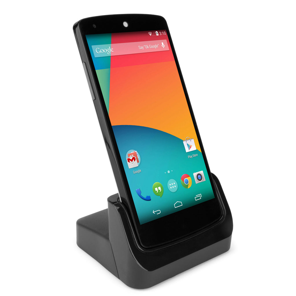 Dock - Google Nexus 5 Stand and Mount