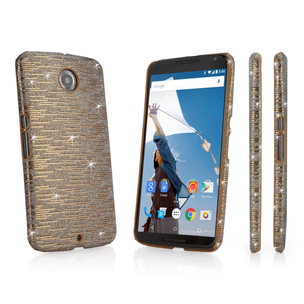 Digital Glitz Case - Google Nexus 6 Case
