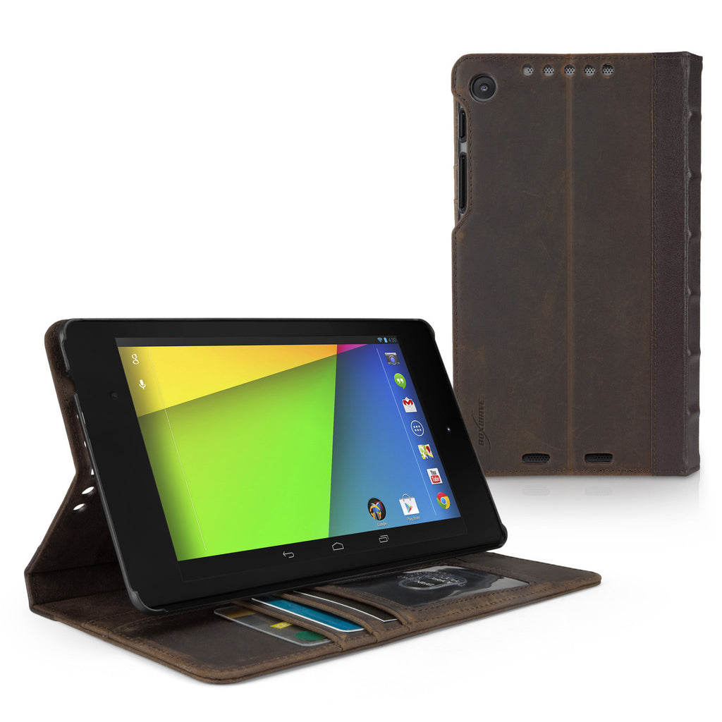 Classic Book Case - Google Nexus 7 (2nd Gen/2013) Case