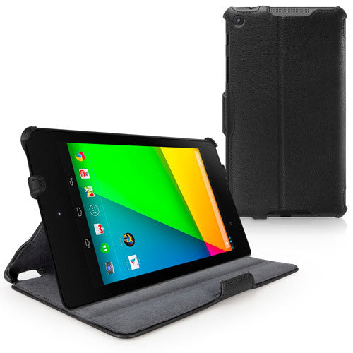 Leather Nexus 7 (2nd Gen/2013) Book Jacket