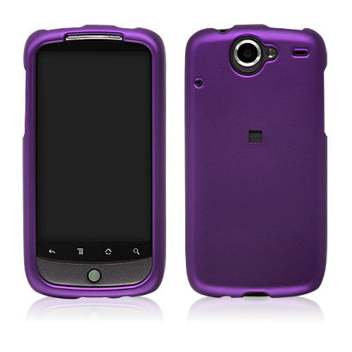 Slim Rubberized Shell Case - Google Nexus One Case
