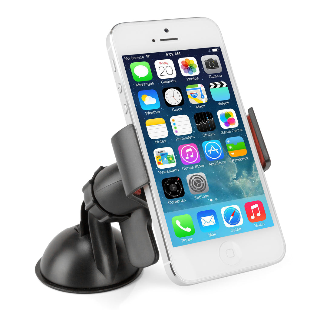 HandiGrip Car Mount - Apple iPhone 5 Stand and Mount