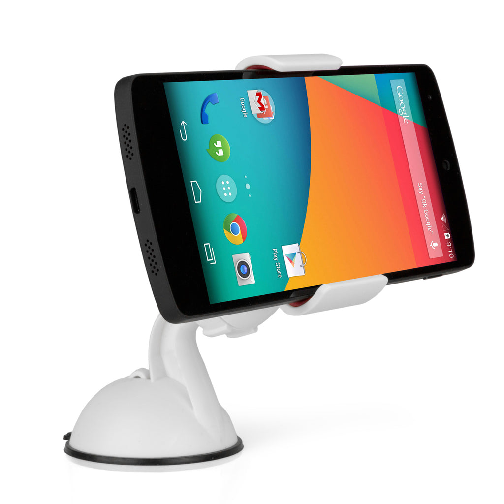 HandiGrip Car Mount - AT&T Samsung Galaxy Note (Samsung SGH-i717) Stand and Mount