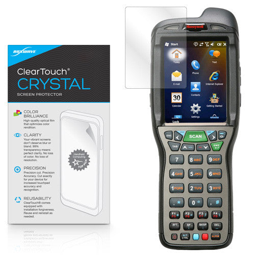 ClearTouch Crystal - Motorola MC9590 Screen Protector