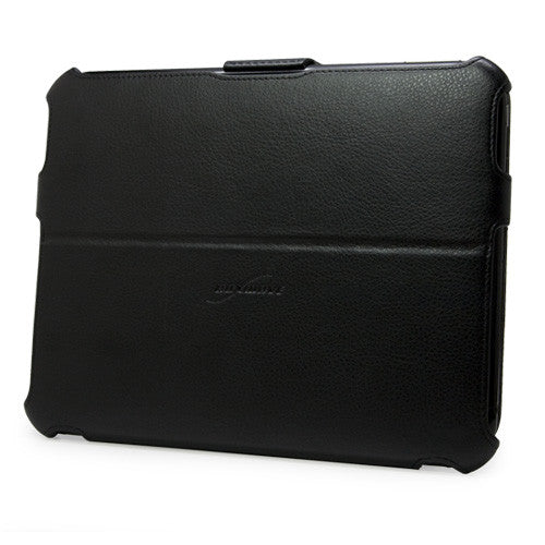 Nero Leather Book Jacket - HP TouchPad Case