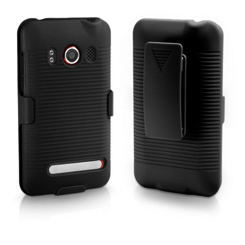 Dual+ Holster Case - HTC EVO 4G Holster
