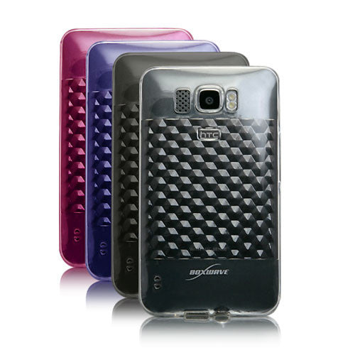 Honeycomb Crystal Slip - HTC HD2 (EU and Asia Pacific version) Case