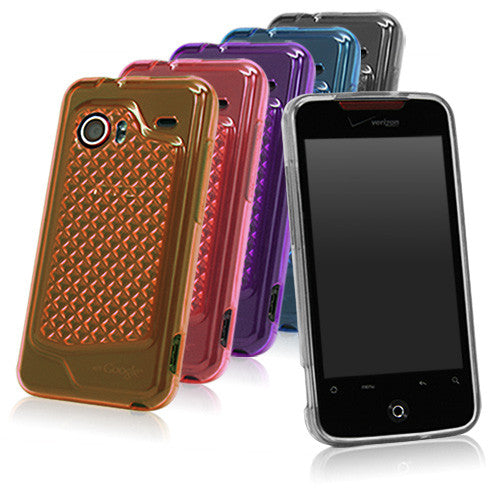 Diamond Crystal Slip - HTC Incredible Case