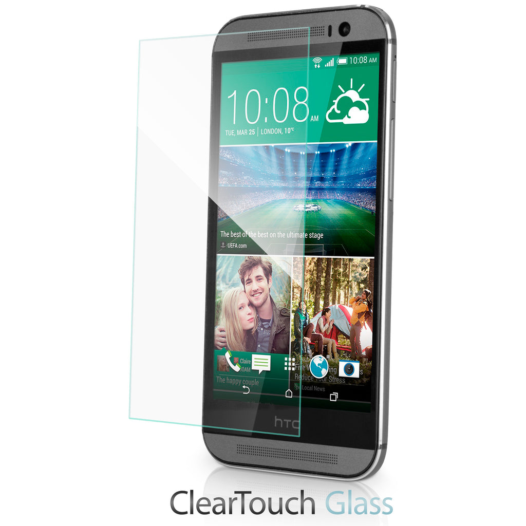 ClearTouch Glass - HTC One (M8 2014) Screen Protector