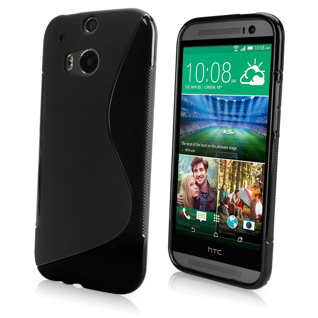 DuoSuit - HTC One (M8 2014) Case