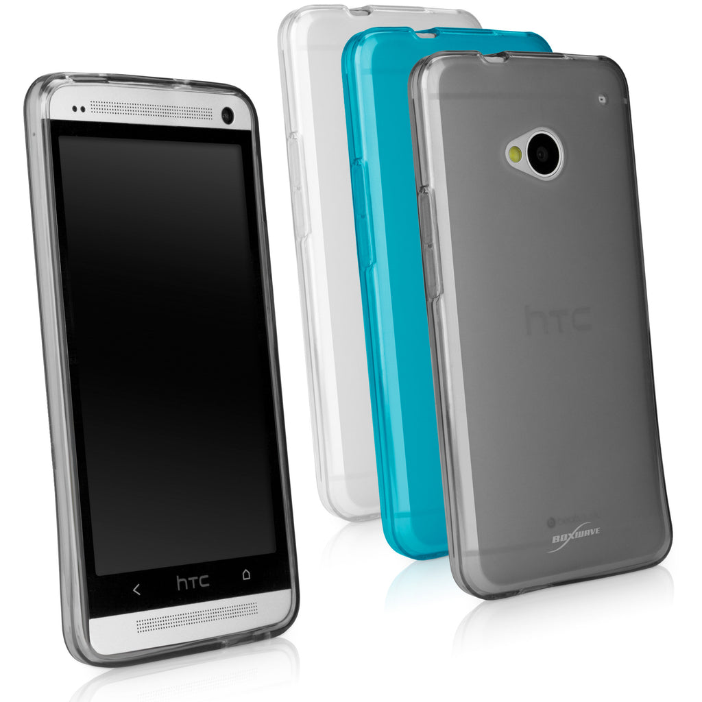 Arctic Frost Crystal Slip - HTC One (M7 2013) Case