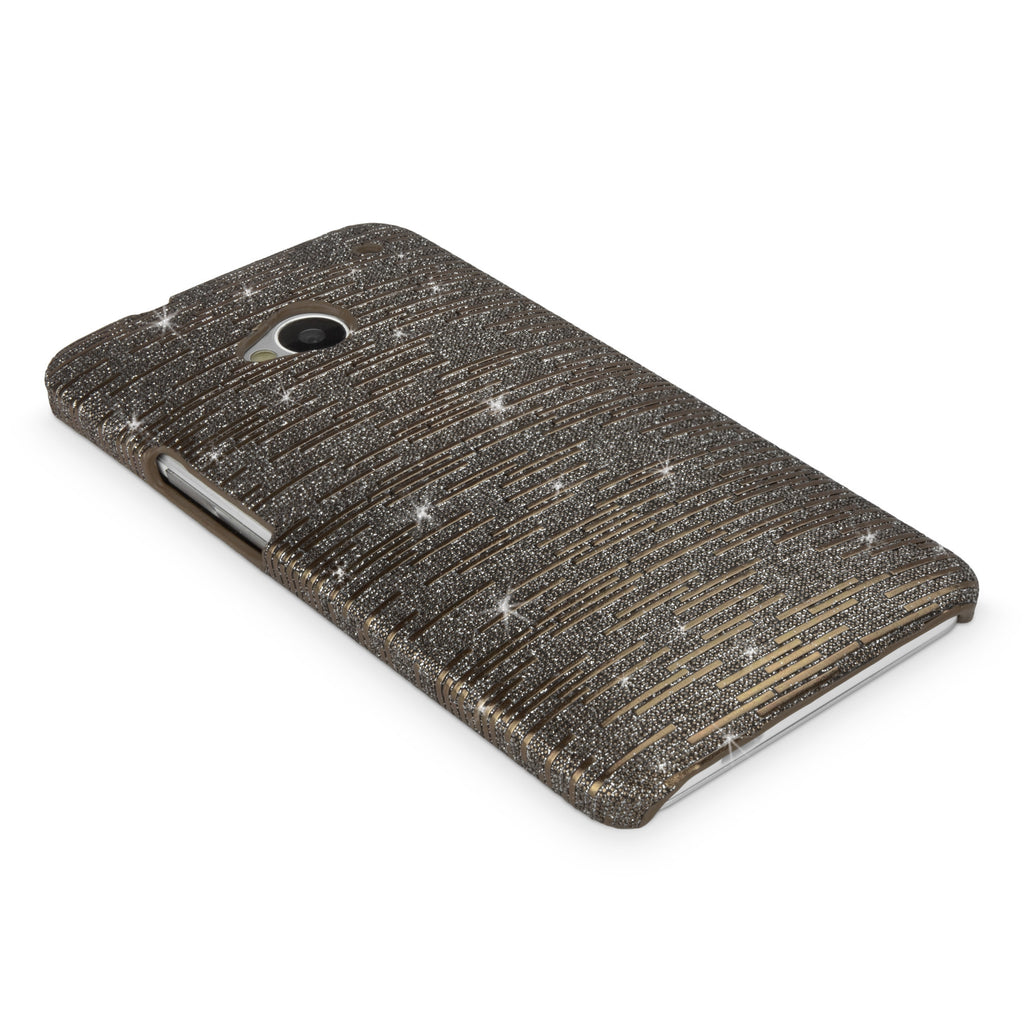 Digital Glitz Case - HTC One (M7 2013) Case
