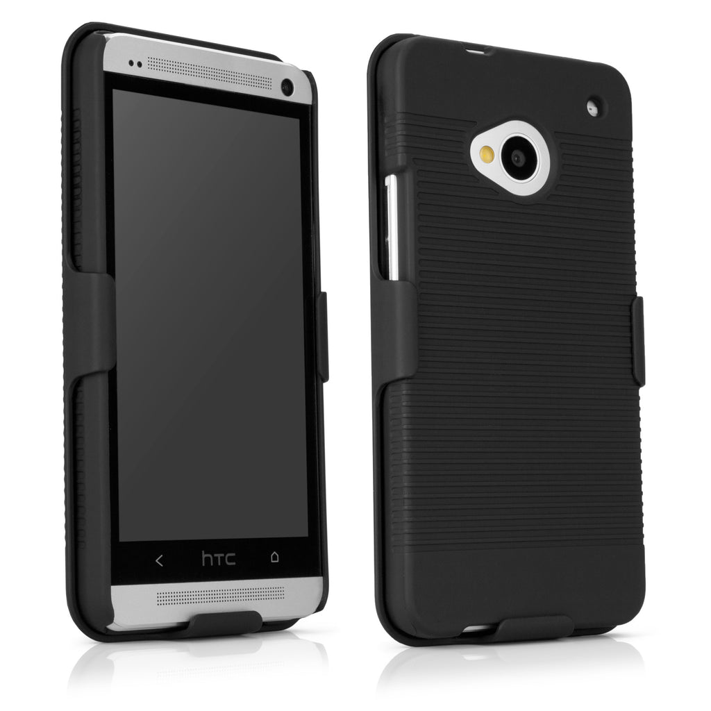 Dual+ Holster Case - HTC One (M7 2013) Holster