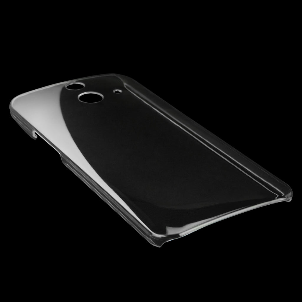 Crystal Shell - HTC One (E8) Case