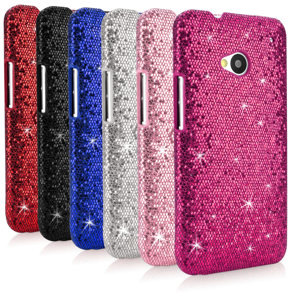 Glamour & Glitz Case - HTC One (M7 2013) Case