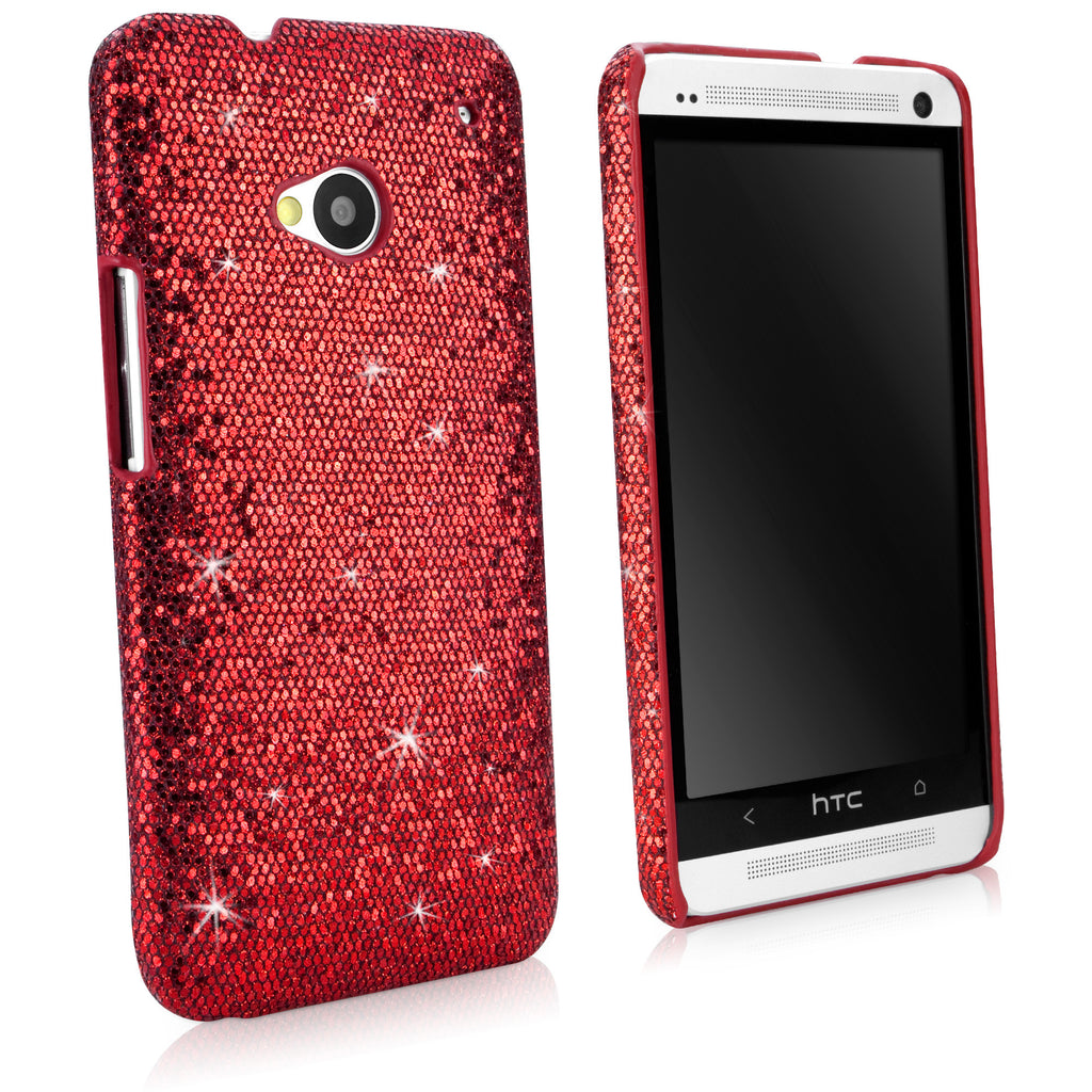 Glamour & Glitz HTC One (M7 2013) Case